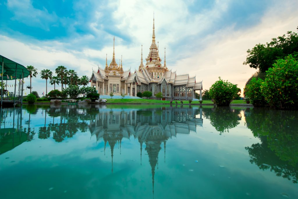 Bangkok Thailand one of the best place to visit