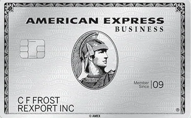 The Business Platinum Card® from American Best Tour Place