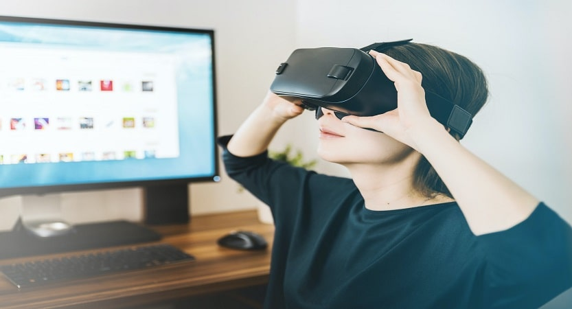What exactly is virtual reality?