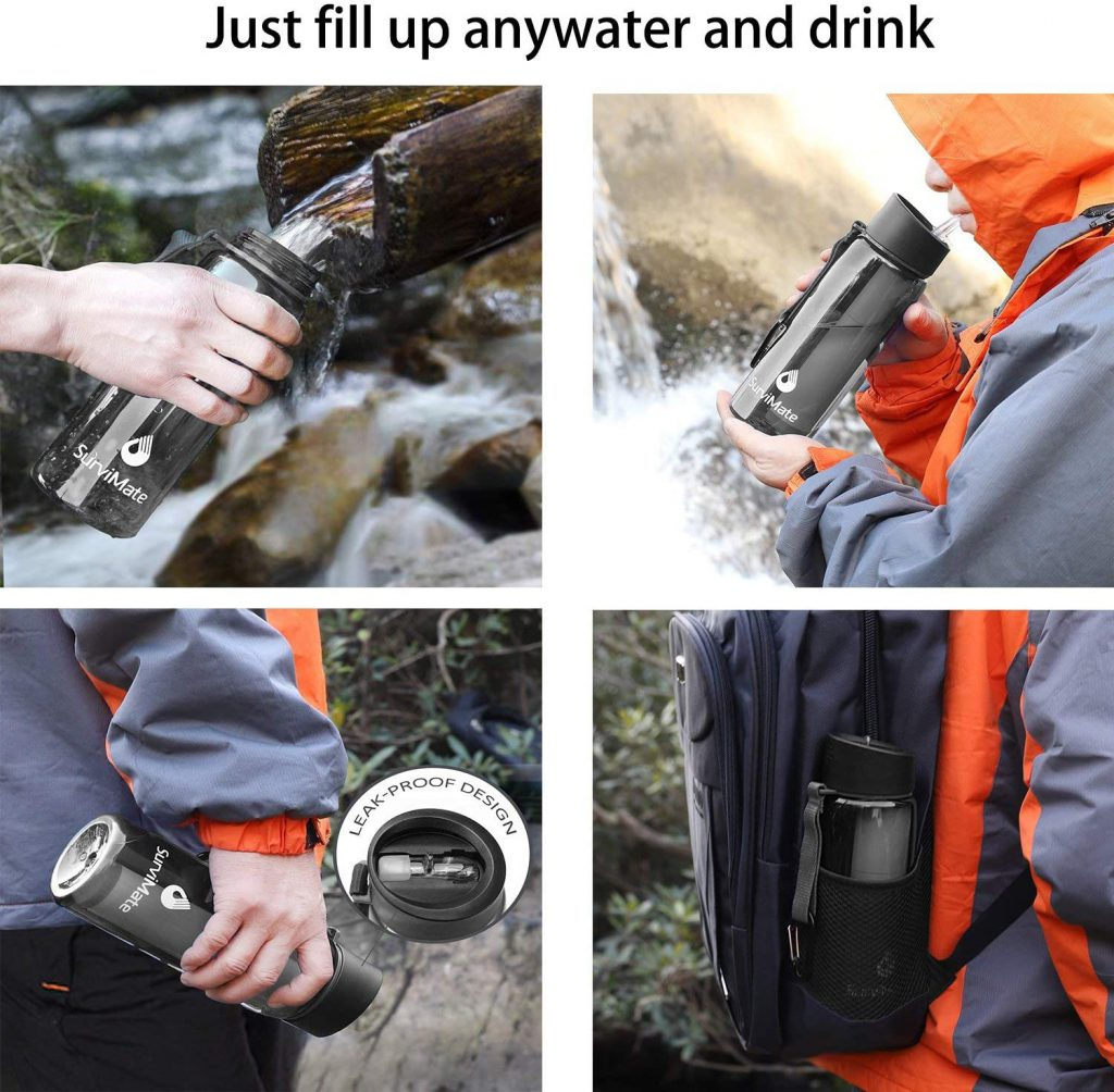 Water Bottal for traveler