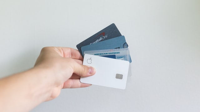Take your bank credit card with you