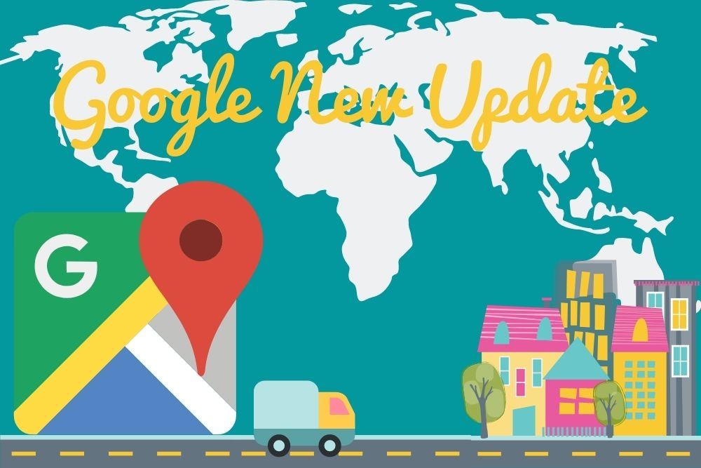 Google Map Update